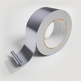Алюминиевый скотч 50 мм х 40 м